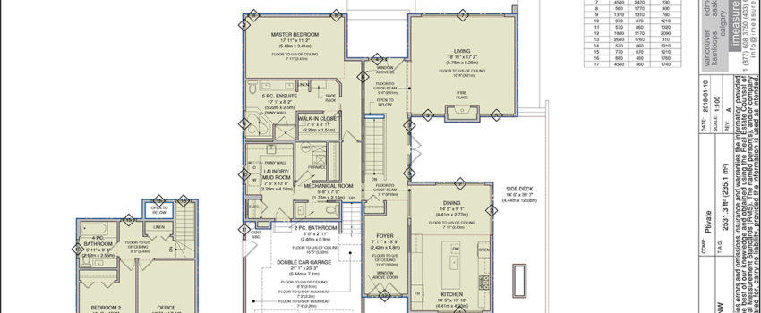 Asbuilt Floor Plans, Elevations, Building Sections, Site Plans ...